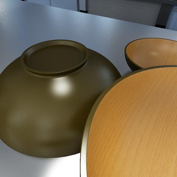 casgliad bowlenni 3d model 3ds max fbx obj 133745