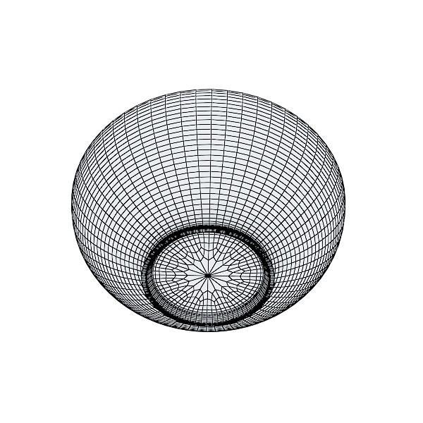 casgliad bowlenni 3d model 3ds max fbx obj 133751