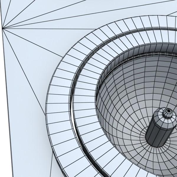 halogen lamps collection 15 items 3d model 3ds max fbx obj 134659