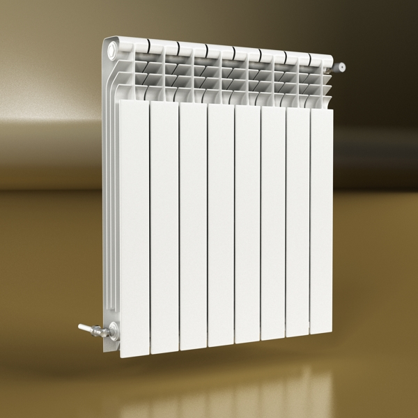 radiator 3 3d model 3ds max fbx obj 148429
