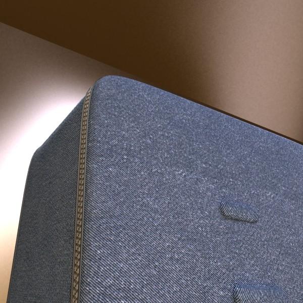suitcase collection high detail 3d model 3ds max fbx obj 131648
