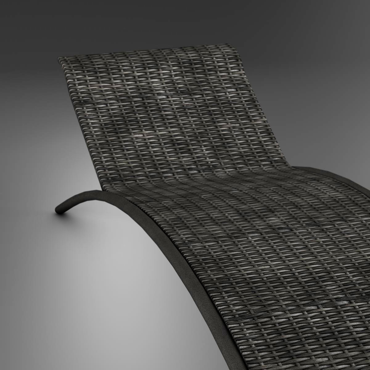 sunbed chair 3d model 3ds max fbx c4d ma mb obj 162646