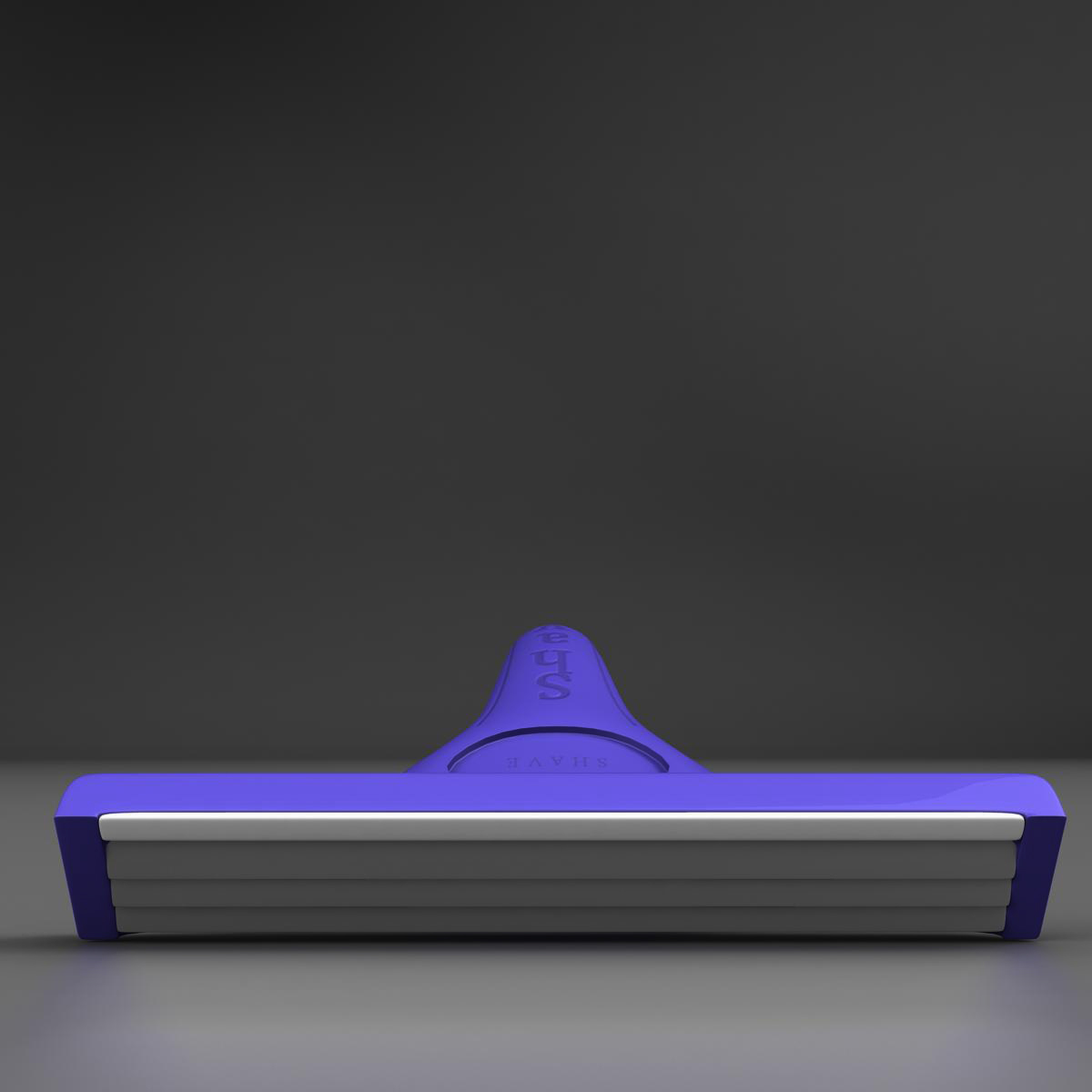 safety razor 3d model 3ds max fbx ma mb obj 158375