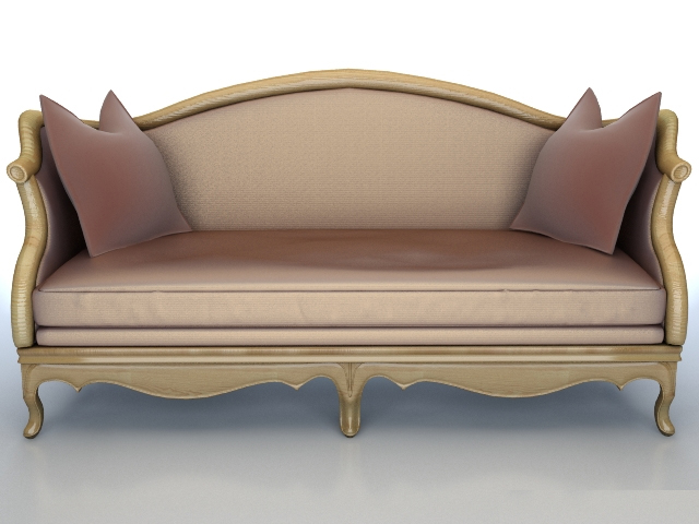 sofa chair 3d model max 112890