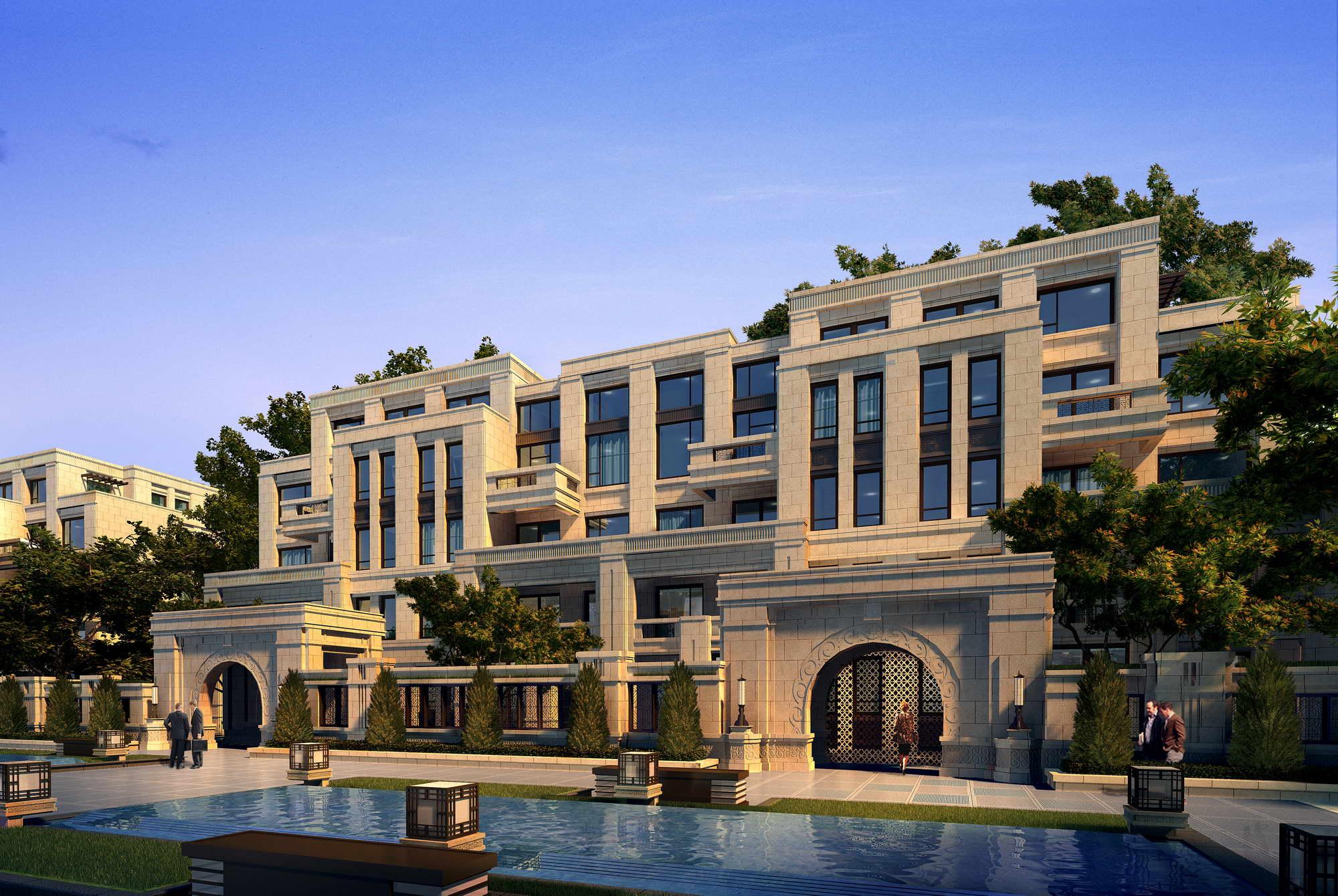 Villa 006 3d líkan max 165265