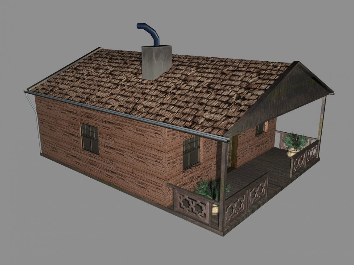 Wooden house 2 ( 557.49KB jpg by gorandodic )