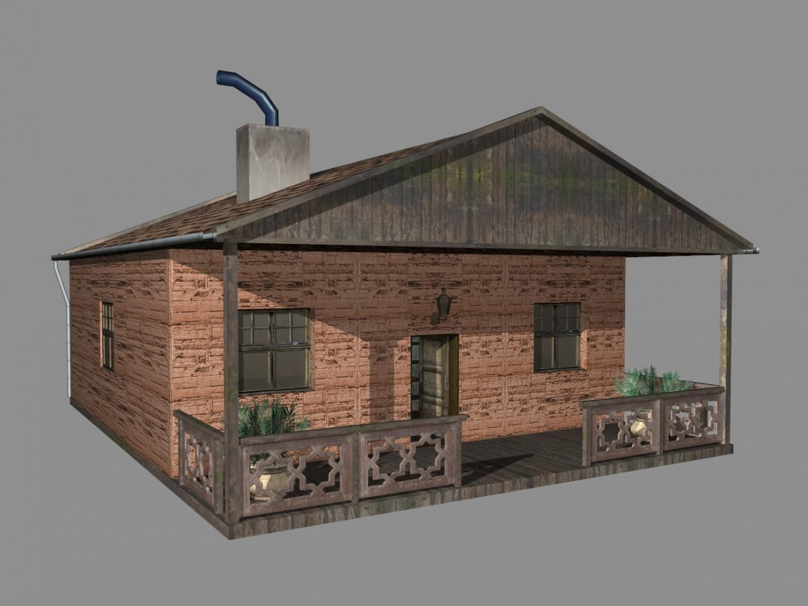 Wooden house 2 ( 521.48KB jpg by gorandodic )