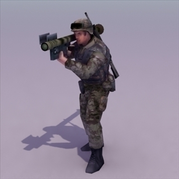 bw stinger infantry 3d model max 99471