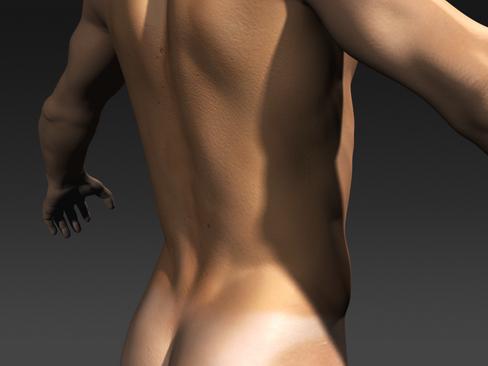 Daniel - Male Character  ( 134.92KB jpg by Behr_Bros. )