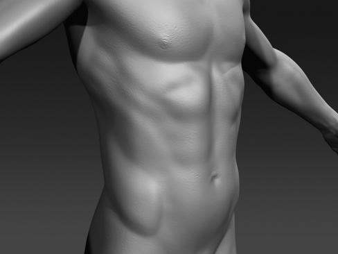Daniel - Male Character  ( 82.99KB jpg by Behr_Bros. )