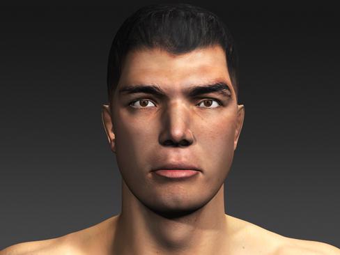 Daniel - Male Character  ( 143.9KB jpg by Behr_Bros. )