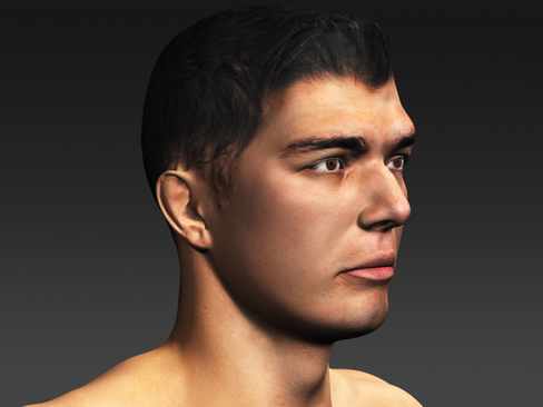 Daniel - Male Character  ( 146.08KB jpg by Behr_Bros. )