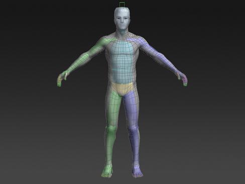 Daniel - Male Character  ( 107.33KB jpg by Behr_Bros. )