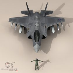 F 35 A Royal Air Force ( 75.96KB jpg by tartino )