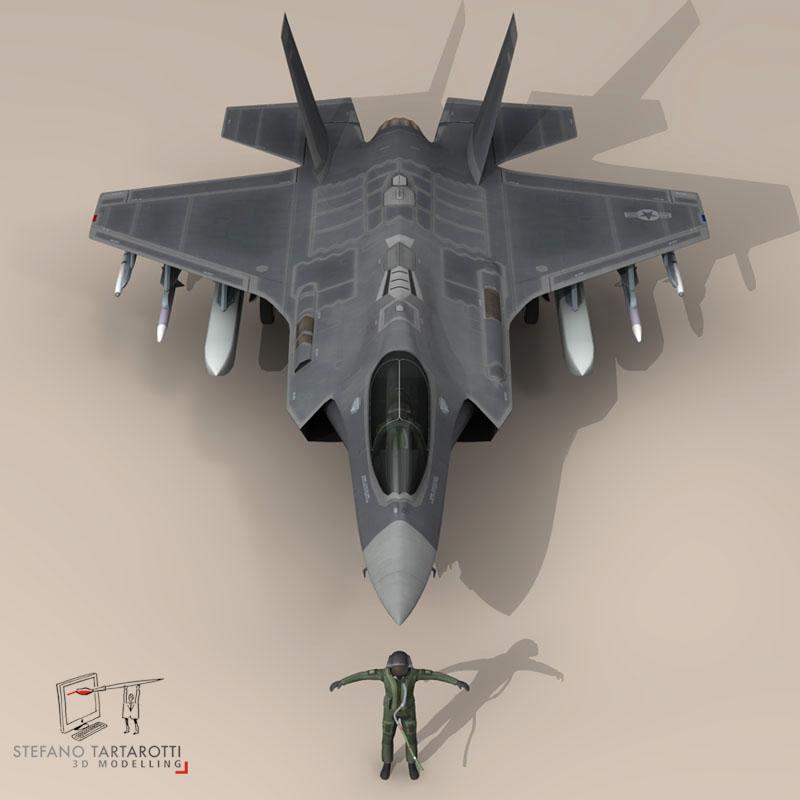 F 35 A USAF ( 75.06KB jpg by tartino )