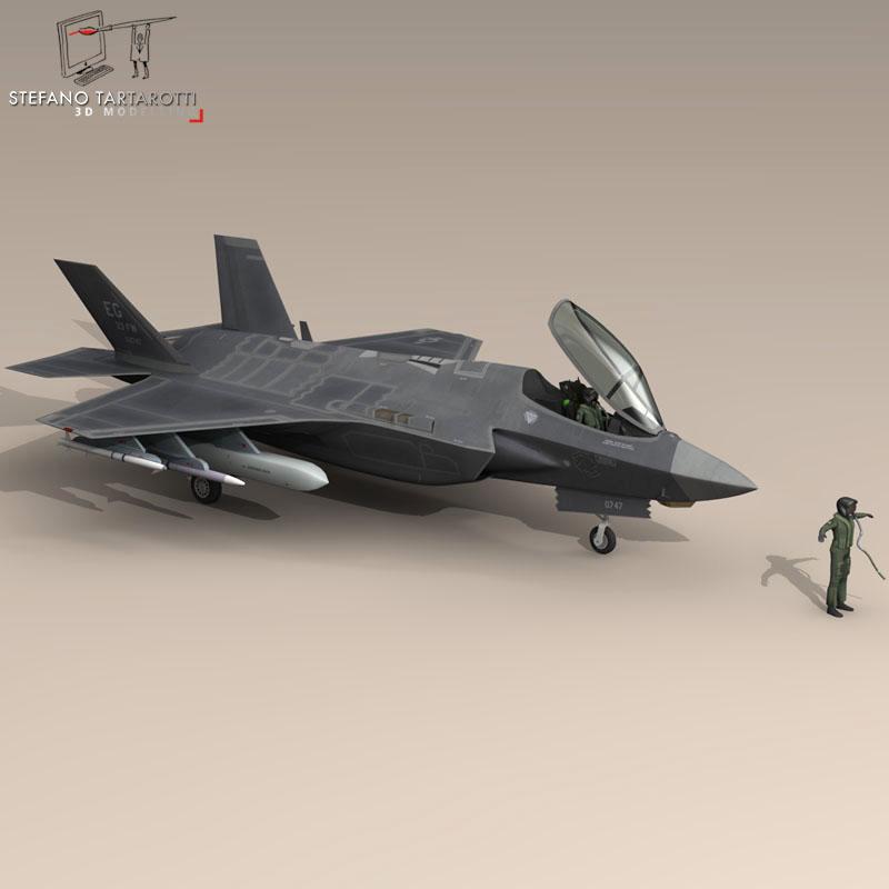 F 35 A USAF ( 65.87KB jpg by tartino )