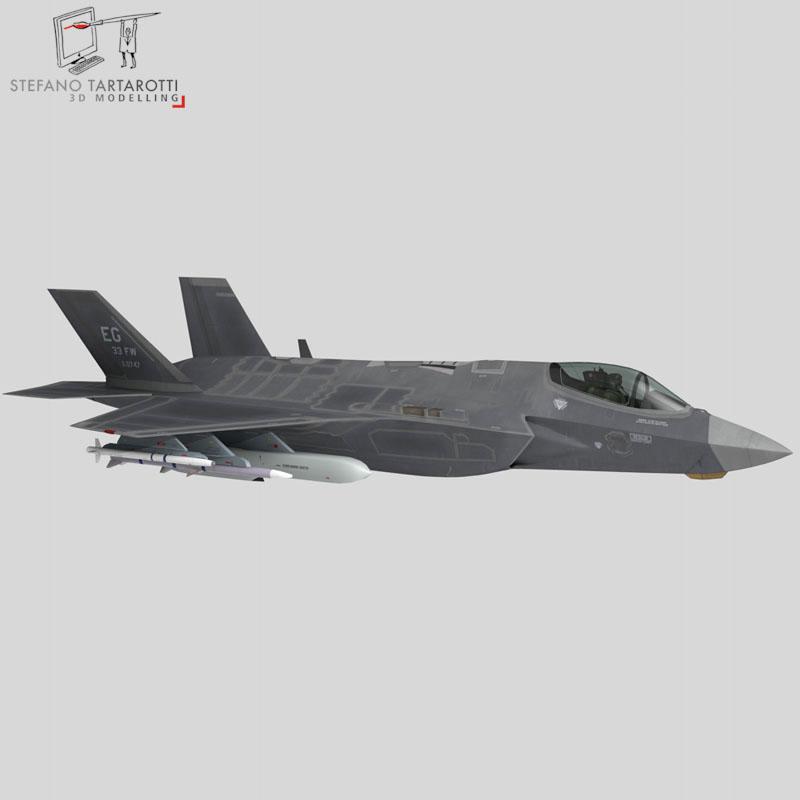 F 35 A USAF ( 55.53KB jpg by tartino )
