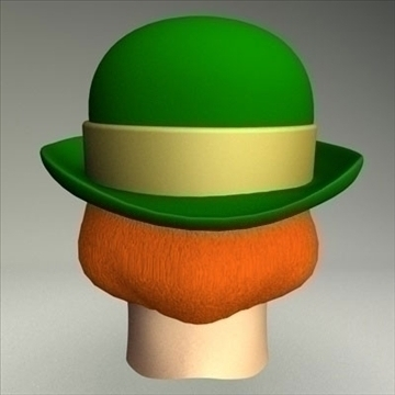 leprechaun.zip 3d model 3ds dxf fbx c4d other obj 83688
