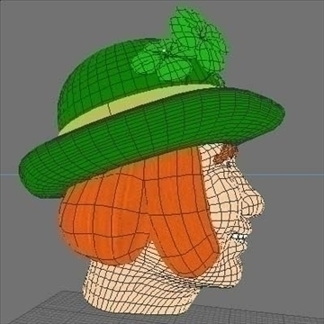 leprechaun.zip 3d model 3ds dxf fbx c4d other obj 83694