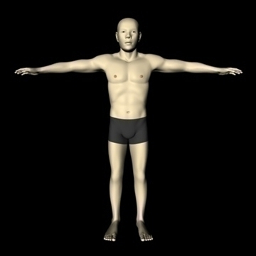 male asian.zip 3d model 3ds dxf fbx c4d x obj 89588