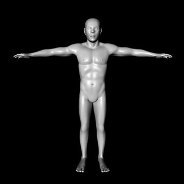 male asian.zip 3d model 3ds dxf fbx c4d x obj 89594
