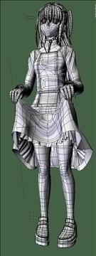 shidou maria 3d загварын холимог 108323