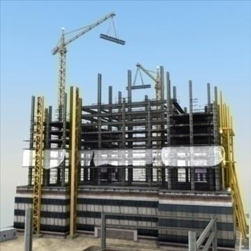 buildingsite 01 3d model 3ds max fbx lwo ma mb hrc xsi texture obj 99700