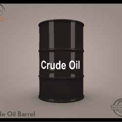 Crude Oil Barrel ( 139.69KB jpg by Saffan )
