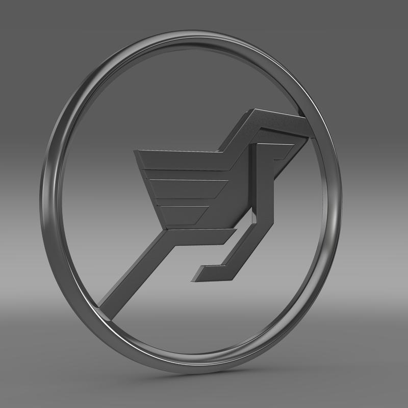 hamman logo 3d líkan 3ds max fbx c4d lwo ma mb hrc xsi obj 132930