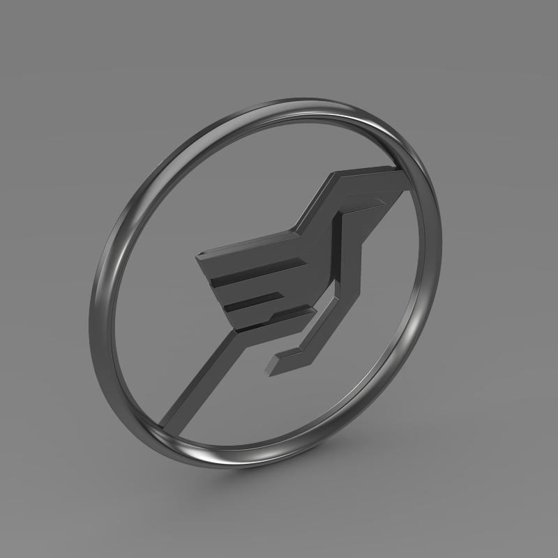 hamman logo 3d líkan 3ds max fbx c4d lwo ma mb hrc xsi obj 132933