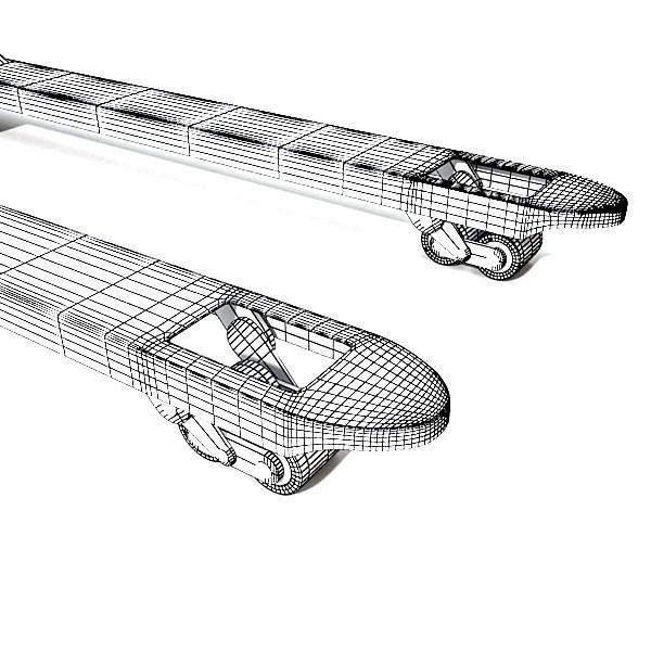 pallet jack high detail 3d model 3ds max obj 130565