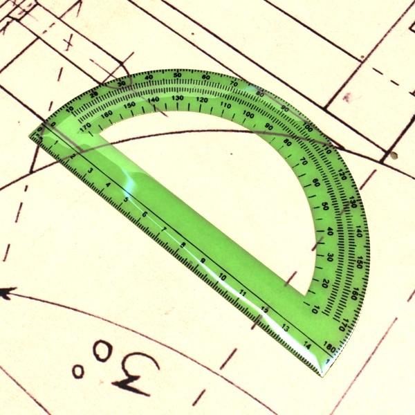 plastic protractor ruler 04 3d model 3ds max fbx obj 132215