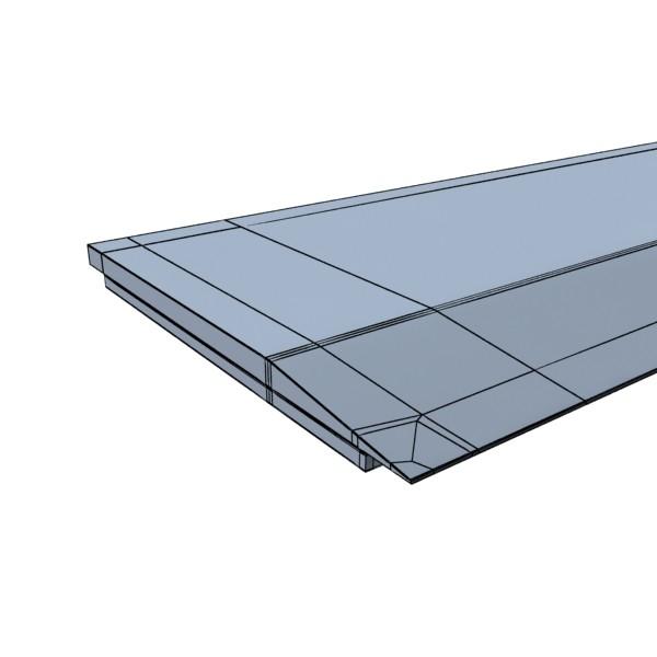 ruler 03 high res 3d model 3ds max fbx obj 132209