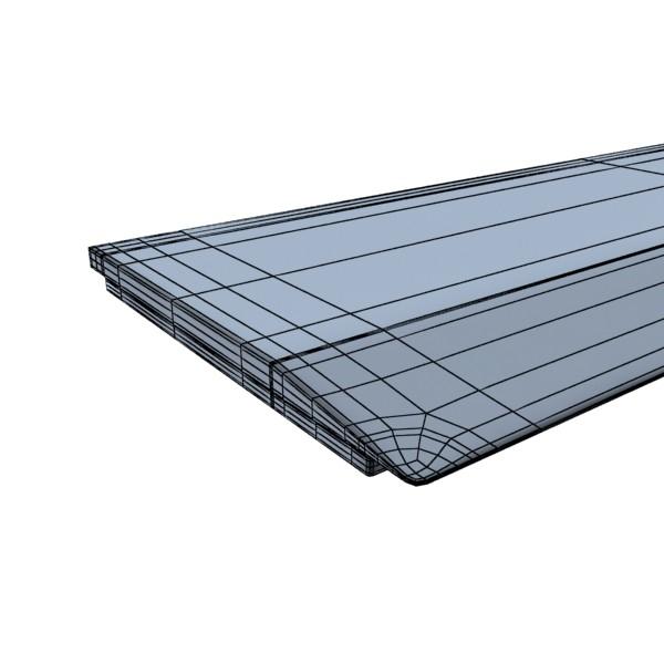 ruler 03 high res 3d model 3ds max fbx obj 132210