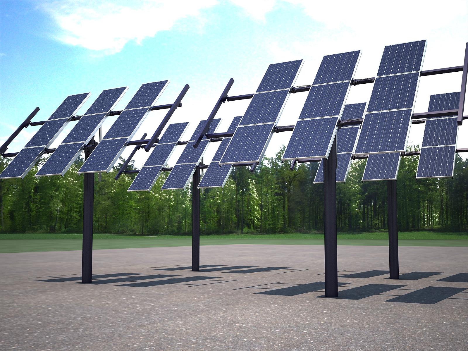 saules paneļu sadedzināšanas sistēma 3d modelis max 164568