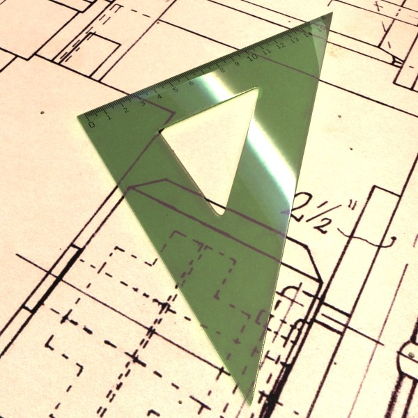 square angle ruler 01 3d model 3ds max fbx obj 132178