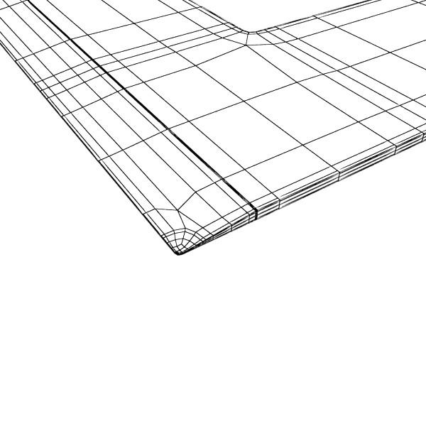 Négyszögletes vonalzó 01 3d modell 3ds max fbx obj 132186