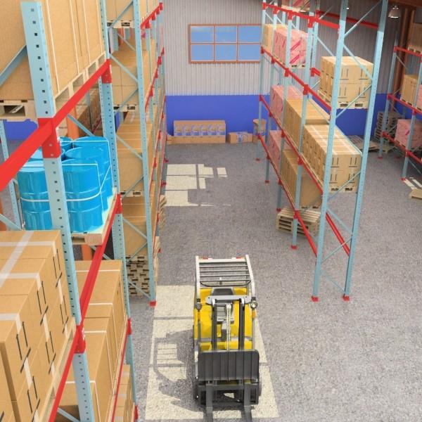 warehouse & props mega pack 3d model max 131377