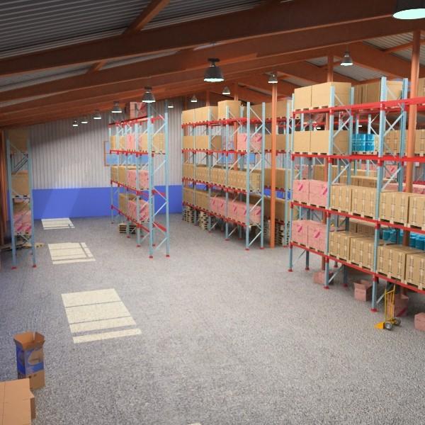 warehouse & props mega pack 3d model max 131379
