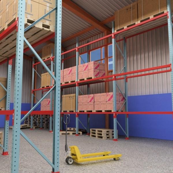 warehouse & props mega pack 3d model max 131380