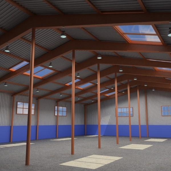 warehouse & props mega pack 3d model max 131382