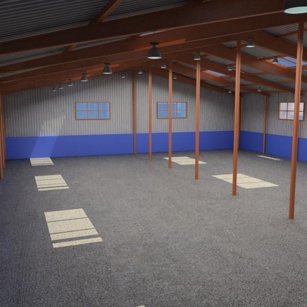 warehouse & props mega pack 3d model max 131383