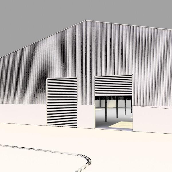 warehouse & props mega pack 3d model max 131385