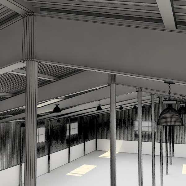 warehouse & props mega pack 3d model max 131386
