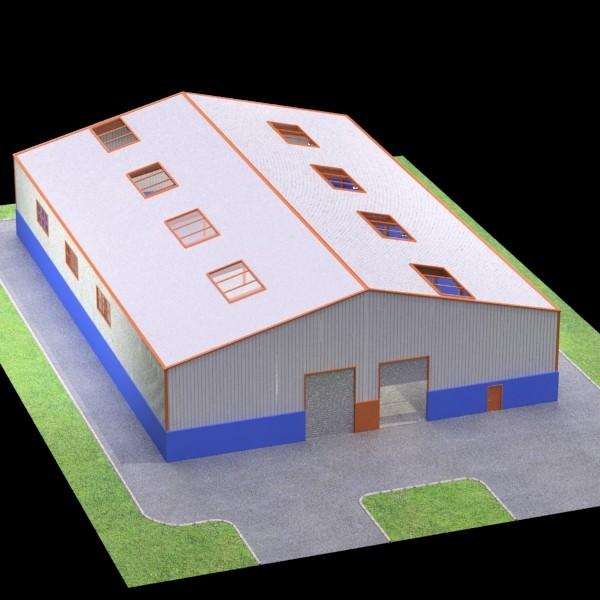 warehouse & props mega pack 3d model max 131387