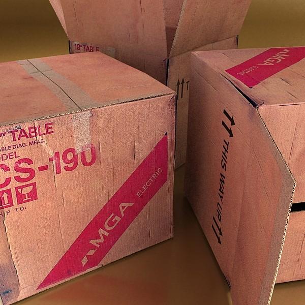 warehouse & props mega pack 3d model max 131442