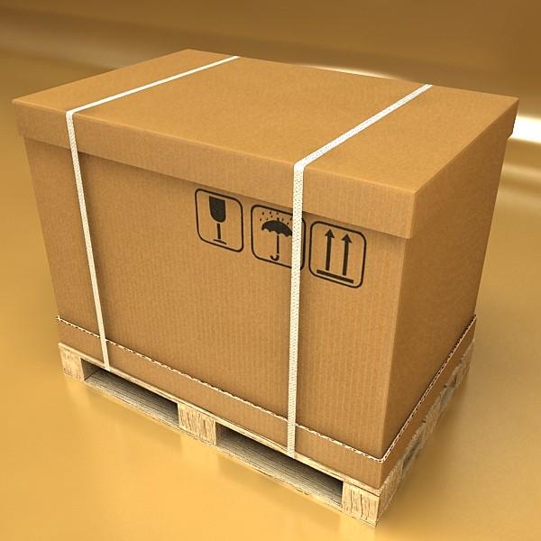 warehouse & props mega pack 3d model max 131452