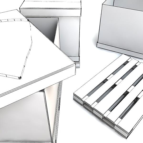 warehouse & props mega pack 3d model max 131456