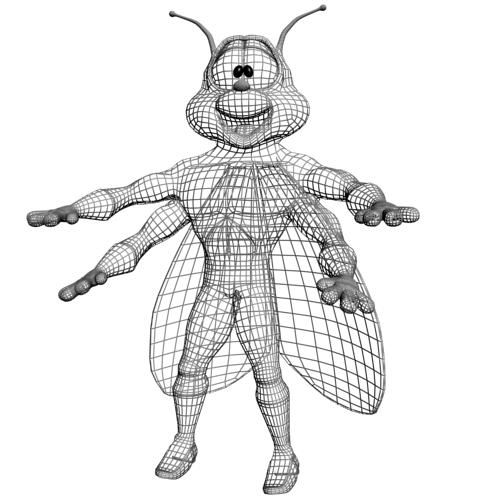 supercigale хүүхэлдэйн кинон шулуухан 3d загвар 3ds хамгийн их fbx Amp obj 112549