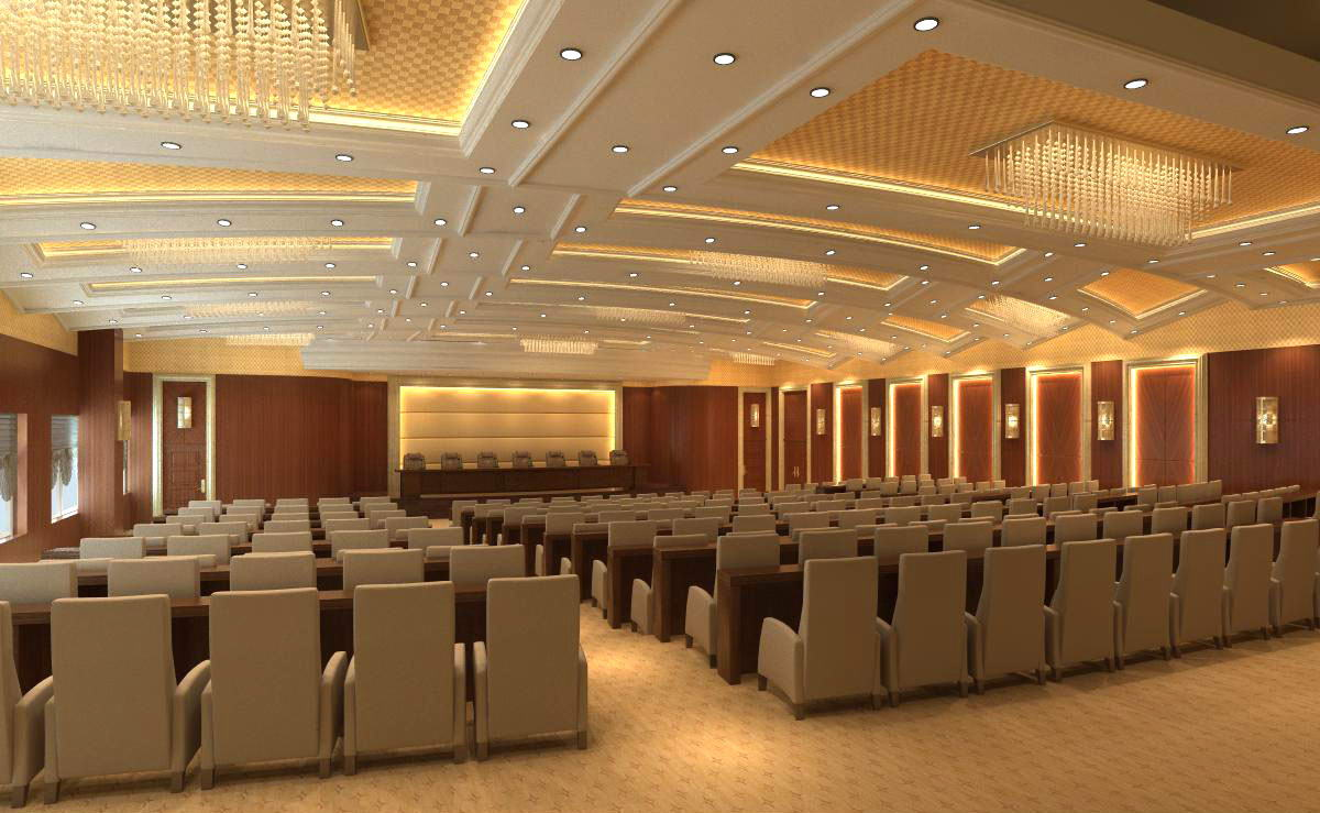auditorium room002 v1 3d model max 125243